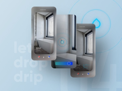 Smart Home splash screens screen house home cracow kraków krakow poland vector graphic mobile android ios xd ai animation interaction design ux ui app