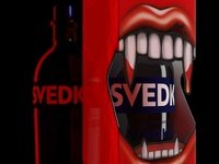 SVEDKA Halloween Limited Edition Packaging