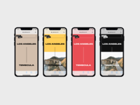 Project Explorations - Mobile