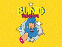 Blind Hackathon illustration
