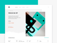 100lica single product page