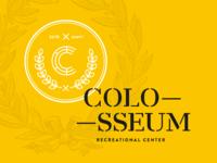 Colosseum logo version