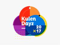 Kulendayz 2017 T-shirt design