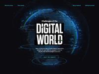 Digital World Survey — Landing