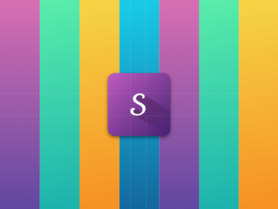 App Icon Design ui colors app mobile ios icon