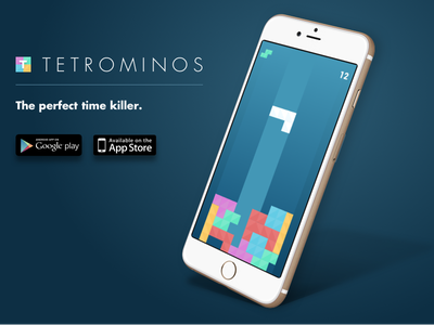Tetrominos  download entertainment iphone colors fun block android ios game