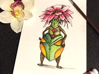 Mamma Cacti