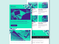Email Digest Template