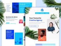 Agency Newsletter 📧