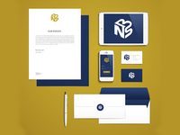NBS Realty Brand Identity Suite
