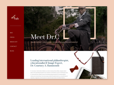 Dr. CAH Web Design