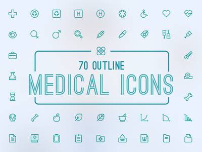 Medical Icons medical healthcare doctor icons outline medical icons justas pills medical tools