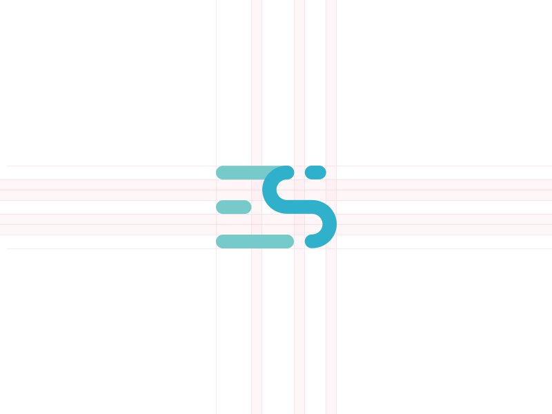 Es Monogram By Justas Galaburda On Dribbble