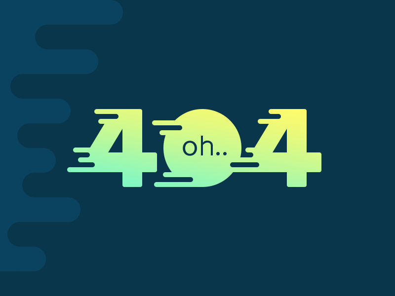 4 oh.. 4 404 404 page page not found error page esellio illustration fast speed