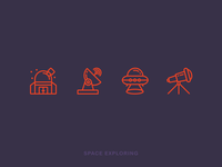 Space Exploring