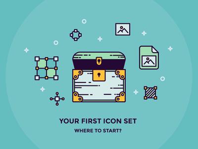 First Icon Set: Where to Start.