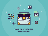 First Icon Set: Where to Start.