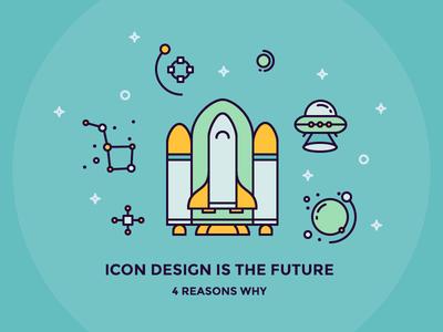 Icon Design is the Future