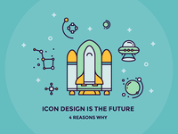 Icon Design is the Future