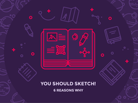 6 Reasons Why Sketching Is Important