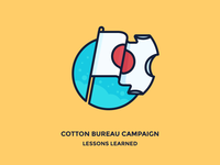 Successful Cotton Bureau Campaign
