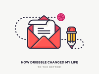 My Open Letter to Dribbble