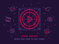 Icon Grids: When And How To Use Them?