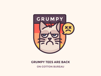 Grumpy is Back!