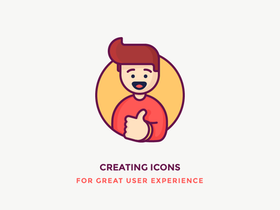 Great Experience! approve excited smile happy customer like thumbs up outline illustration icon character person