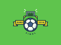 [Process Video] Euro 2016 Final Badge