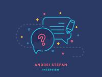Interview: Andrei Stefan