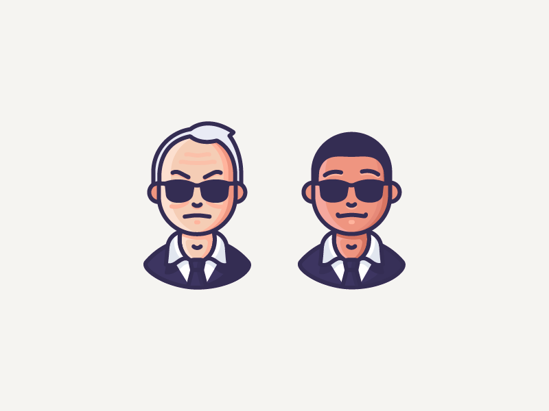 Mib By Justas Galaburda On Dribbble