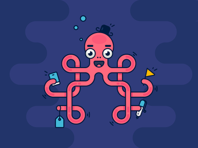 Productive Octopus!