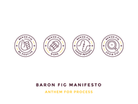 Baron Fig Manifesto