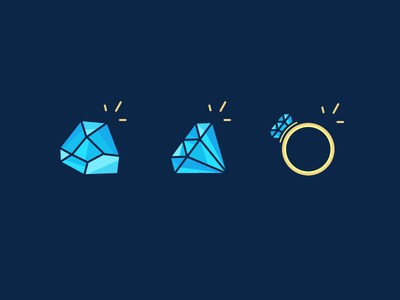 💎💎💍 rock rubby luxury rich expensive bling jewelery wedding engagement ring diamond outline icon icons illustration outline