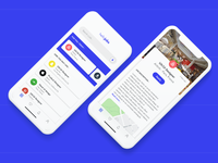 Daily UI - Jobs app