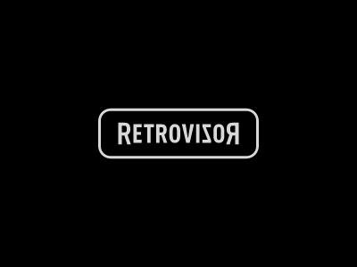 RETROVIZOR © retrovizor rearview music show tv logotype