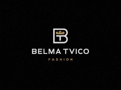 BT crown monogram bt design fashion ©