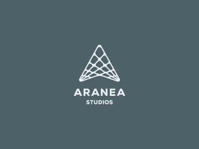Aranea Studios coders web design studio developers connect design © letter a network spider www net web
