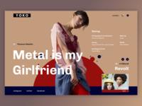 Yoko-mag - Metal is my girlfriend