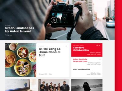 Branded Media circa 2016 articles news website media