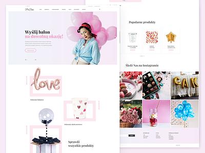 Prodeco - Ecommerce Template product design shop landingpage website ecommerce