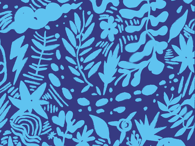 Botanicals Pattern