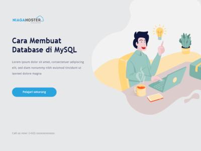 How to Make Database in MySQL