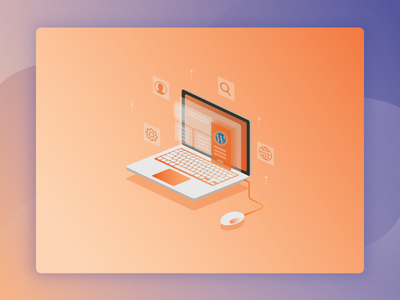 How To Use Owordpress ui profil learn homepage illustration php website wordpress