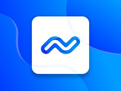 Niagahoster New Logo domain website brand branding server hosting developer logo