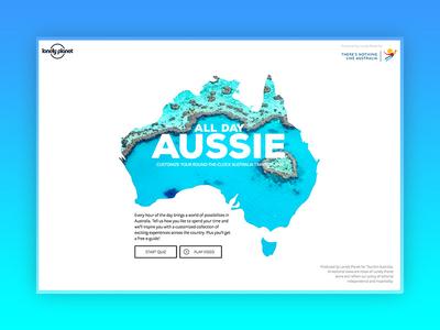 All Day Aussie Travel Quiz