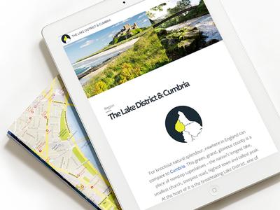 Northern England Website