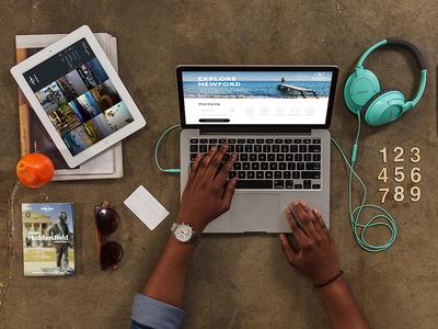 Marketing Photography - student