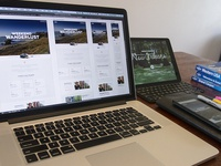 Responsive designs: Weekend Wanderlust